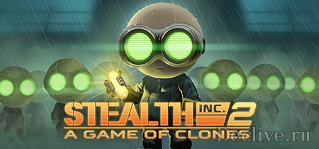 Получаем игру Stealth Inc 2: A Game of Clones