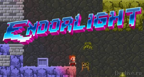 Раздача Endorlight от IndieGala для Steam