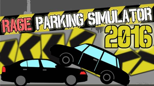 Rage Parking Simulator 2016 для Steam